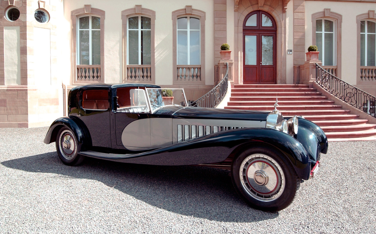 best cars from bugatti