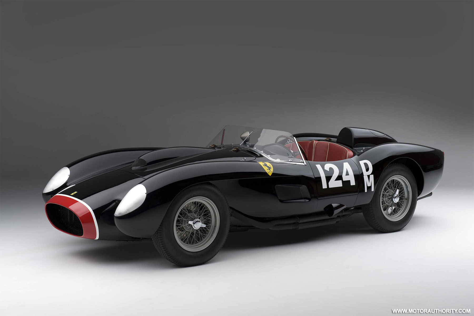 Ferrari 250 testarossa sets new world record for a car sold at auction vanachro Image collections