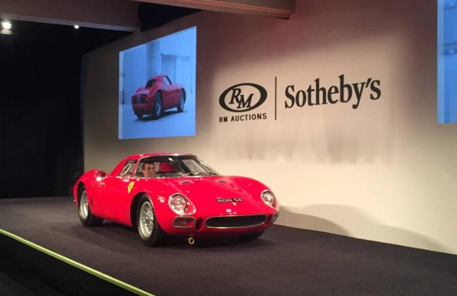 Silicon Valley Auto Show >> Pinnacle Portfolio Ferraris Break Records At Monterey ...