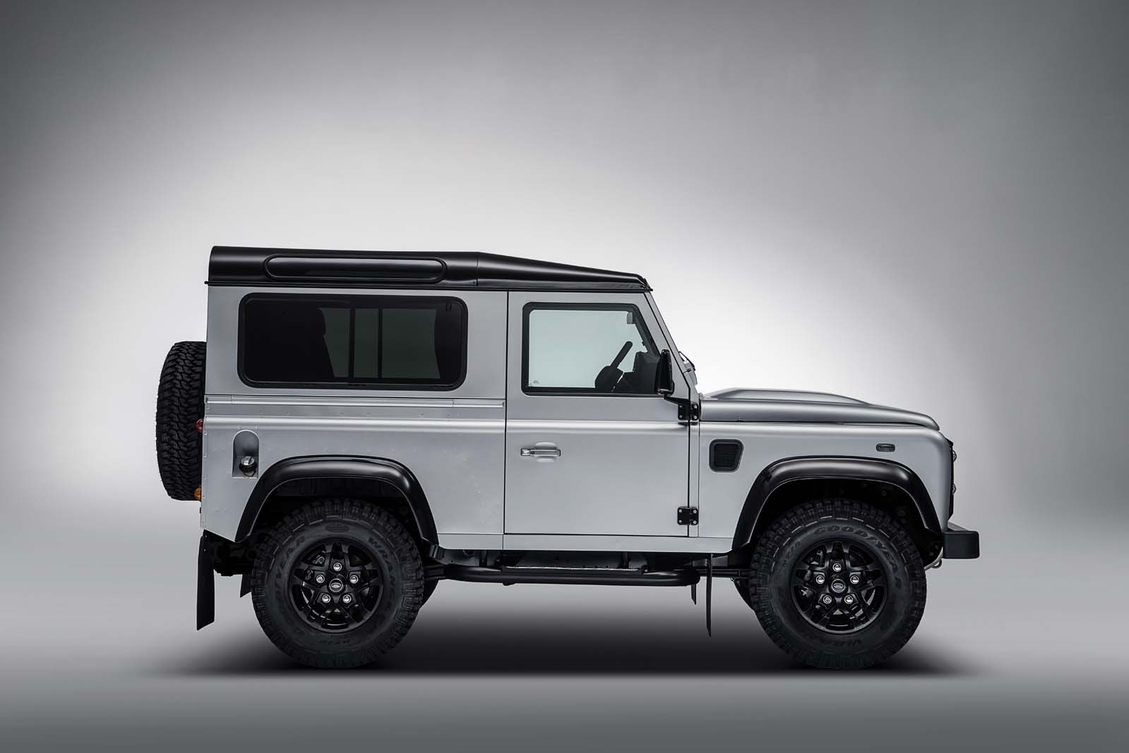 Unofficial Land Rover Defender Successor Gets A Name