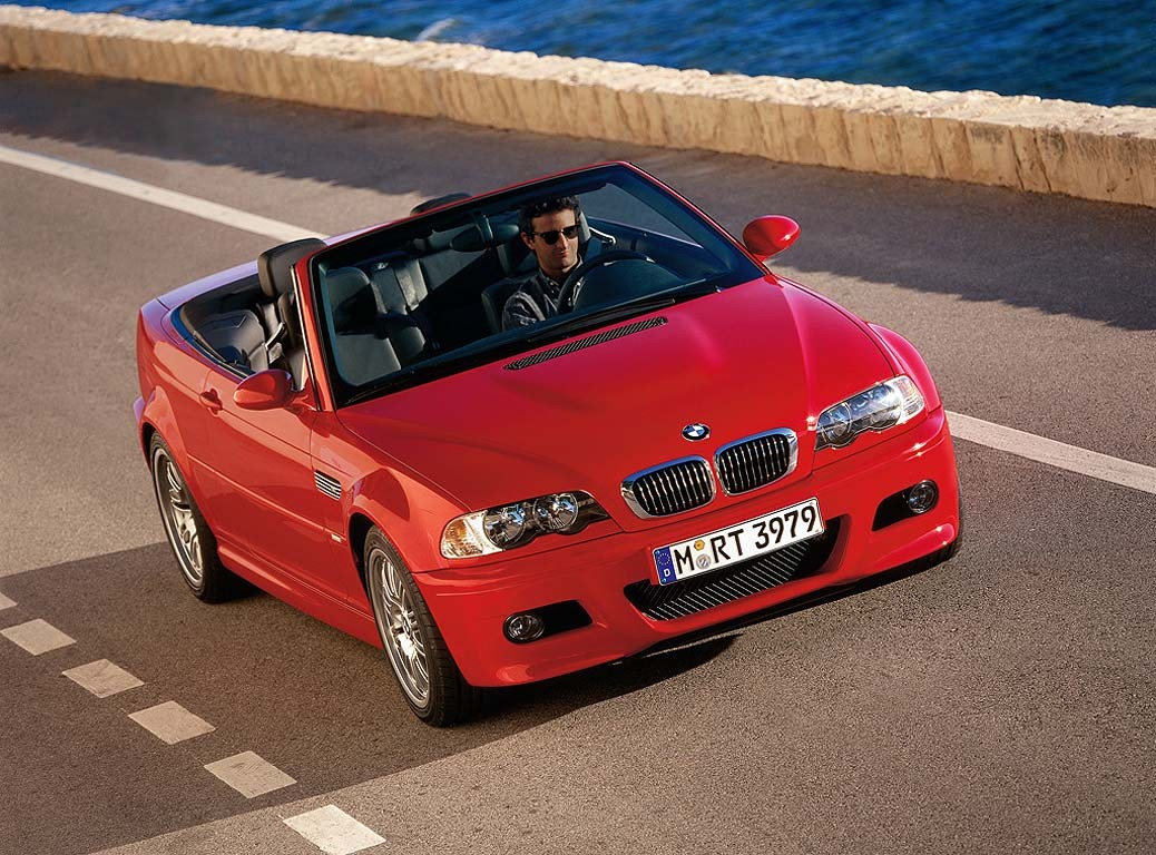 2002 BMW M3 Review, Ratings, Specs, Prices, and Photos ...