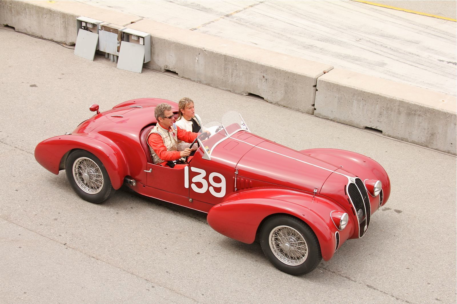 Indy Luxury Motorsports >> Pre-1940 Sports, Racing, and Touring Cars: 2011 Rolex ...
