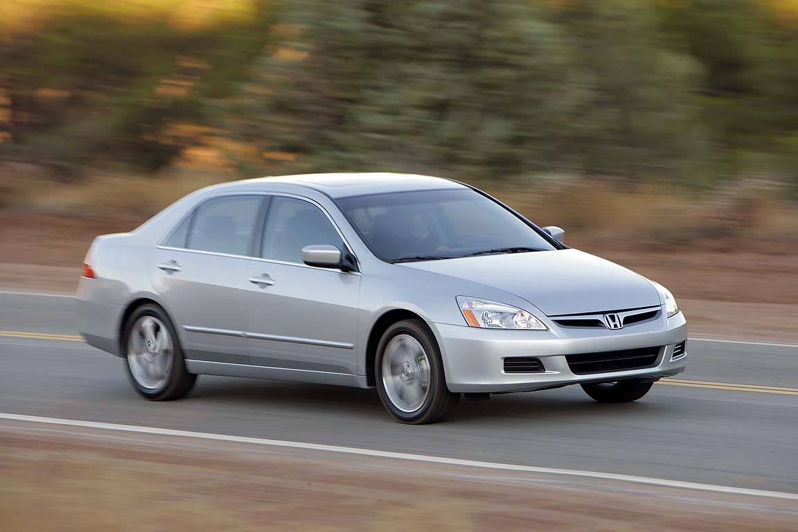 2004-2007 Honda Accord recalled for Takata airbag mix-up