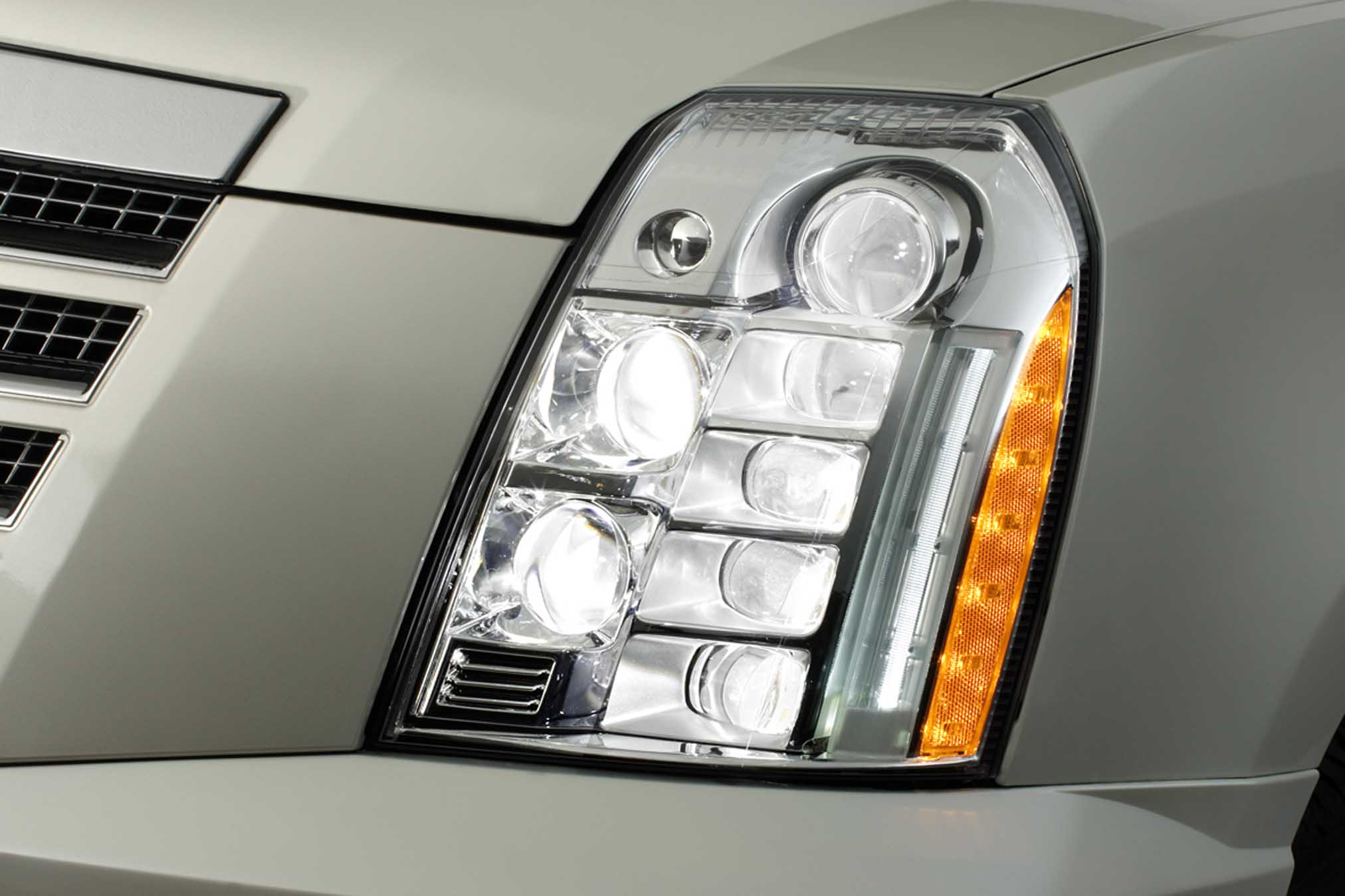 led headlights give your electric car an extra six miles. Black Bedroom Furniture Sets. Home Design Ideas