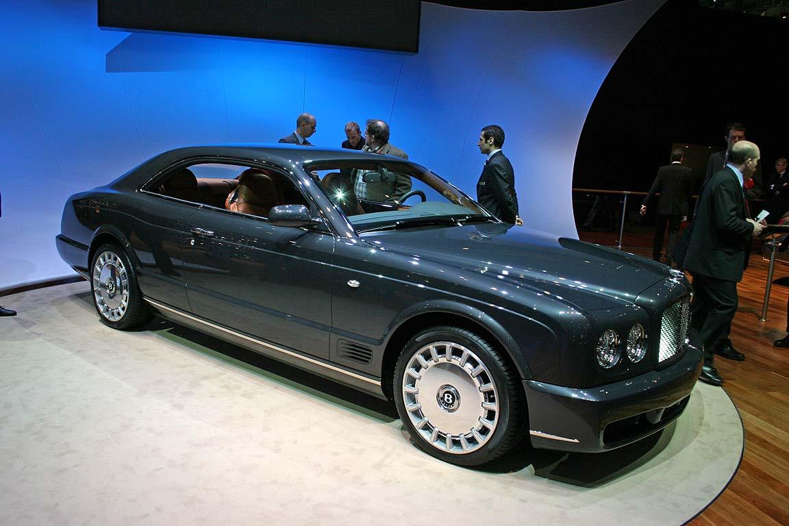 Bentley Brooklands H