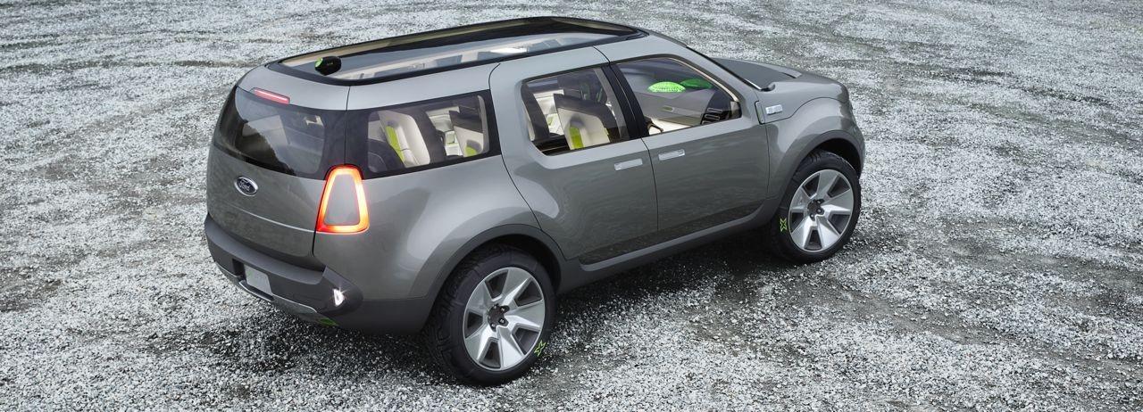 2011 ford explorer based on taurus platform gets ecoboost. Black Bedroom Furniture Sets. Home Design Ideas