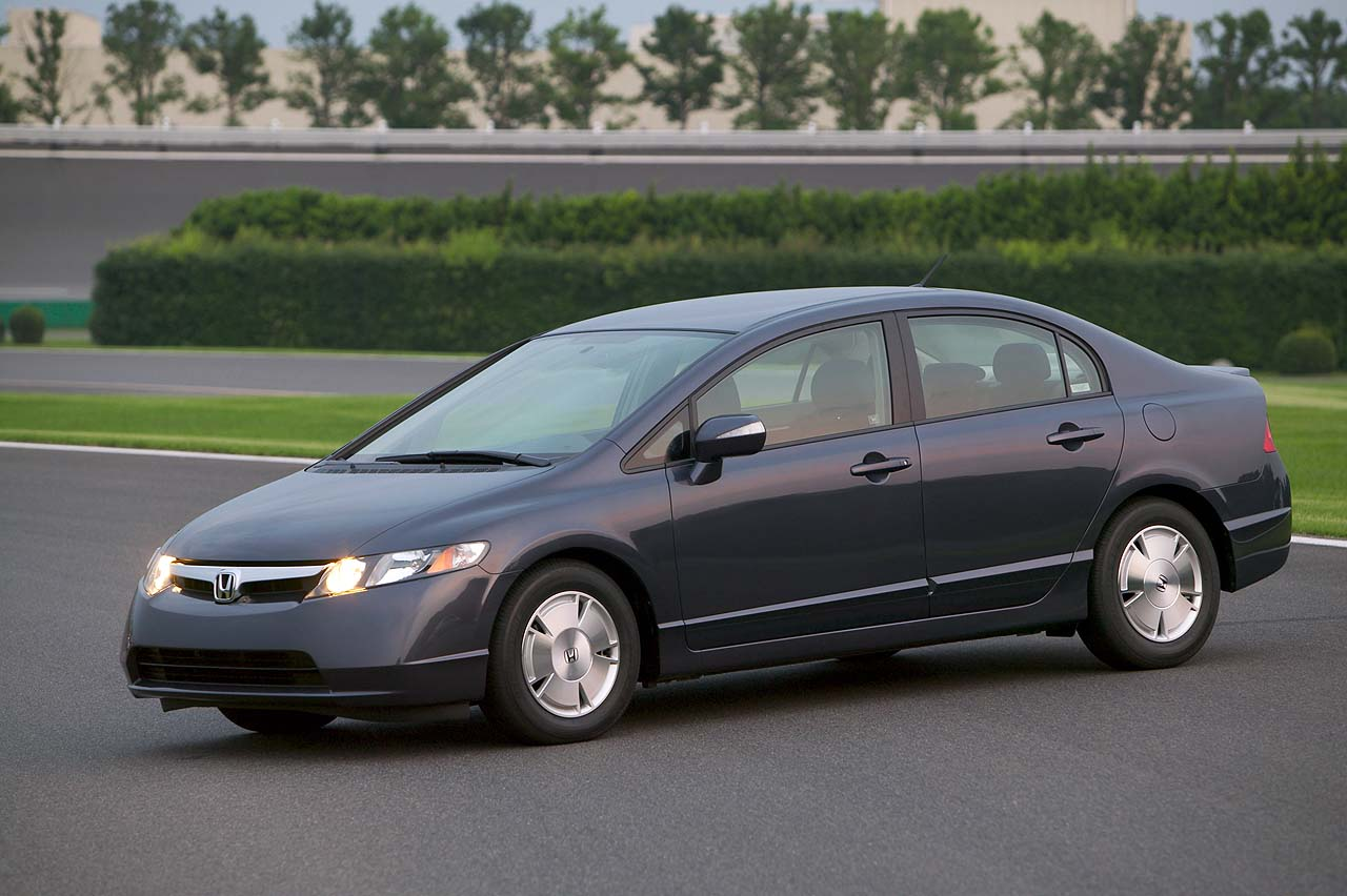 2008 honda civic hybrid review ratings specs prices. Black Bedroom Furniture Sets. Home Design Ideas