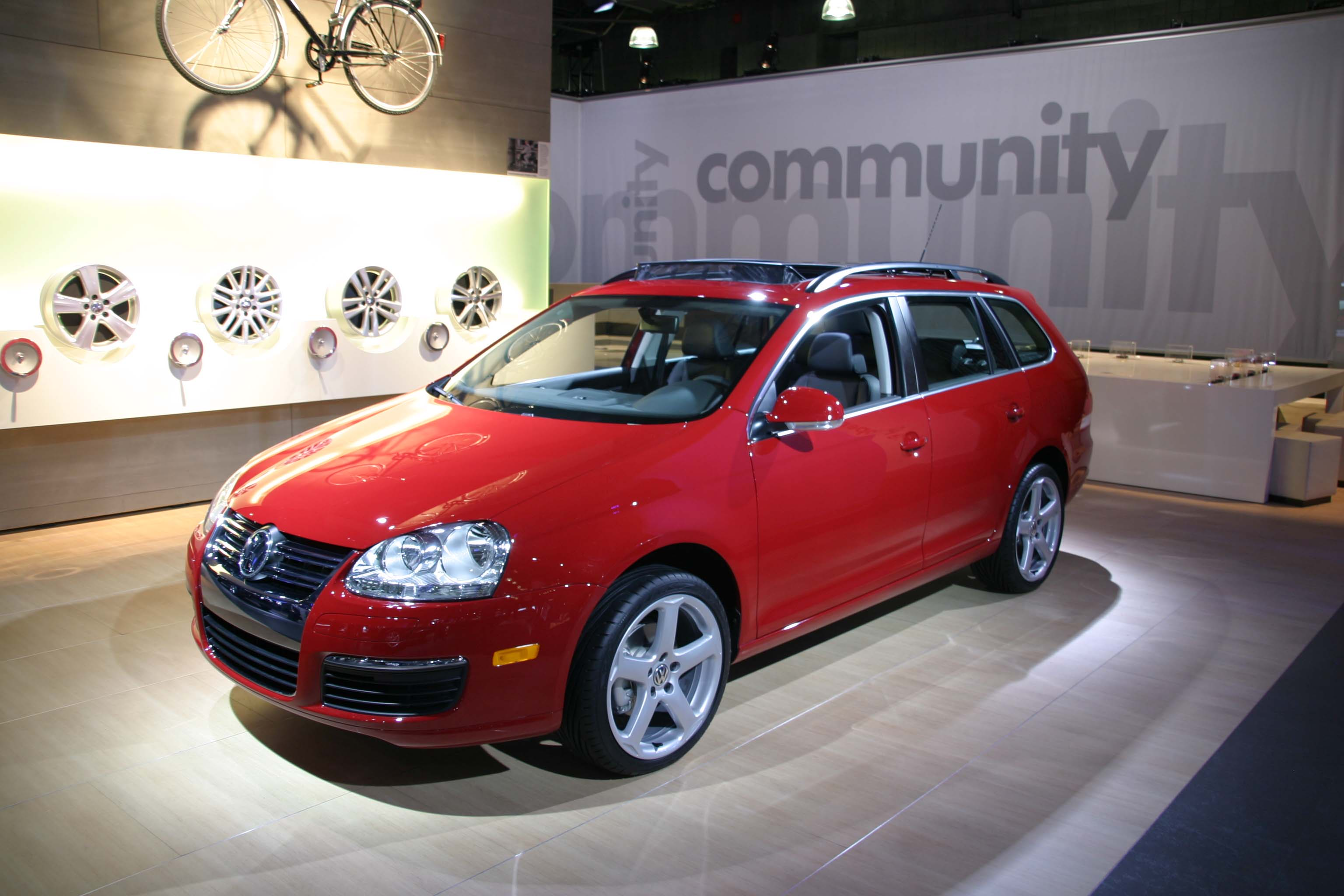 Used Dodge Fort Worth >> 2008 Volkswagen Jetta Wagon (VW) Review, Ratings, Specs, Prices, and Photos - The Car Connection