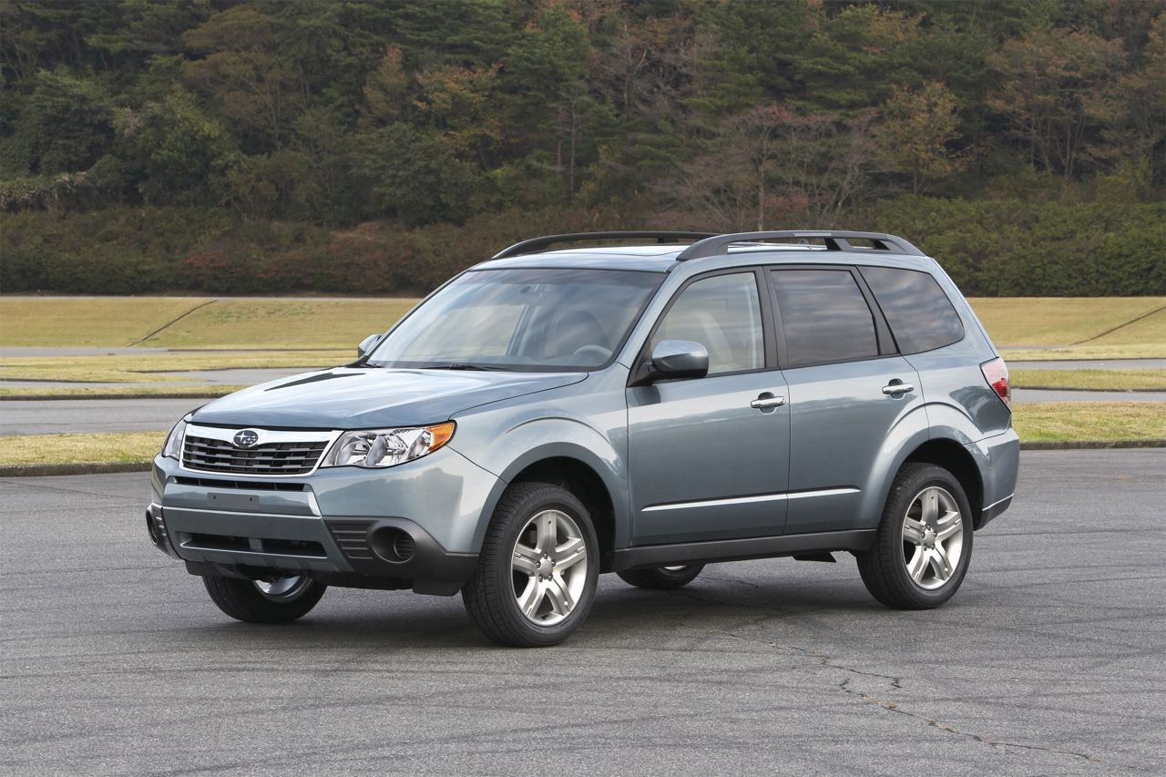 Colorado Springs Toyota >> 2009 Subaru Forester prices and expert review - The Car Connection