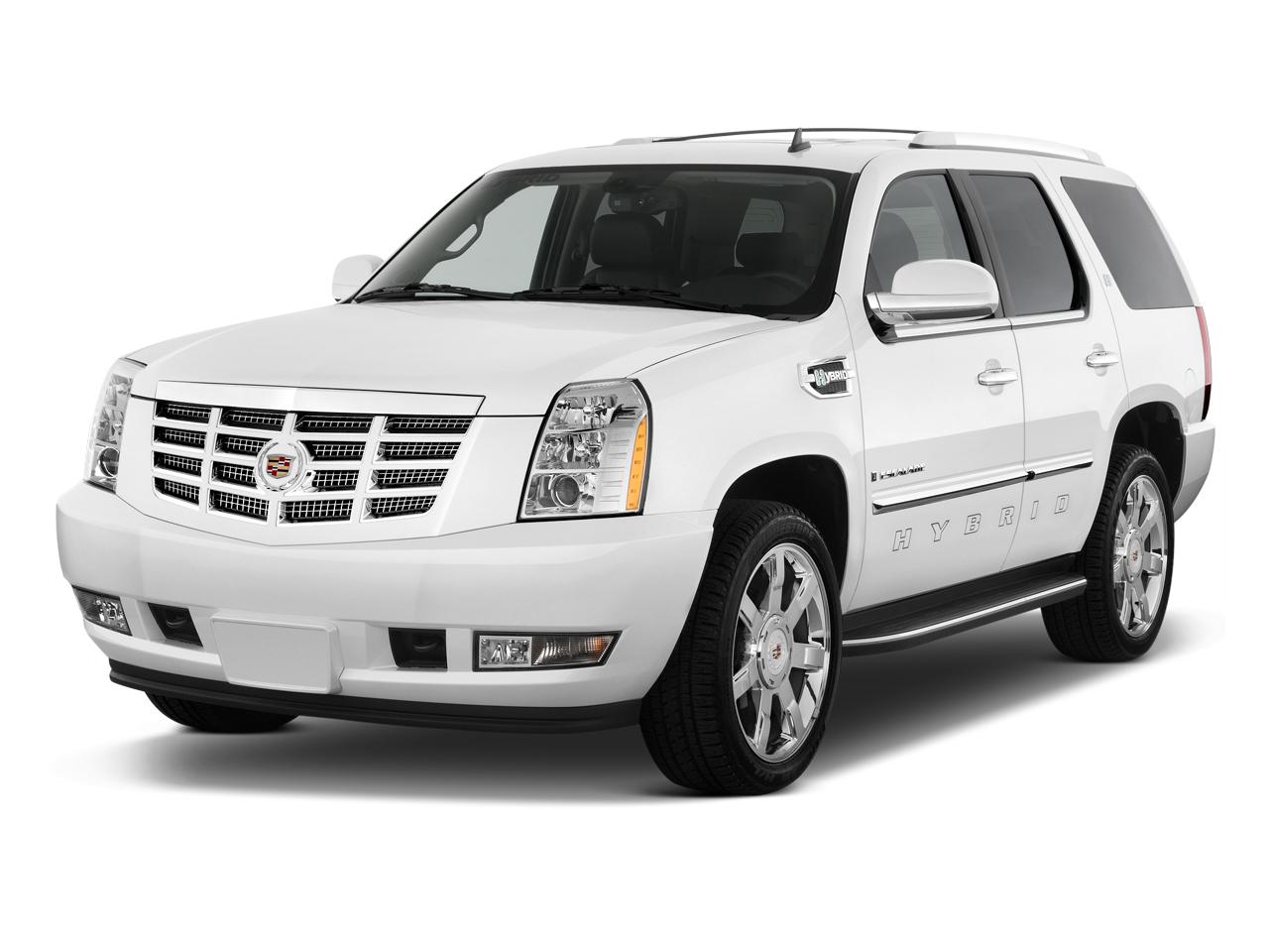 Length Of Cadillac Escalade: 2010 Cadillac Escalade Hybrid Review, Ratings, Specs