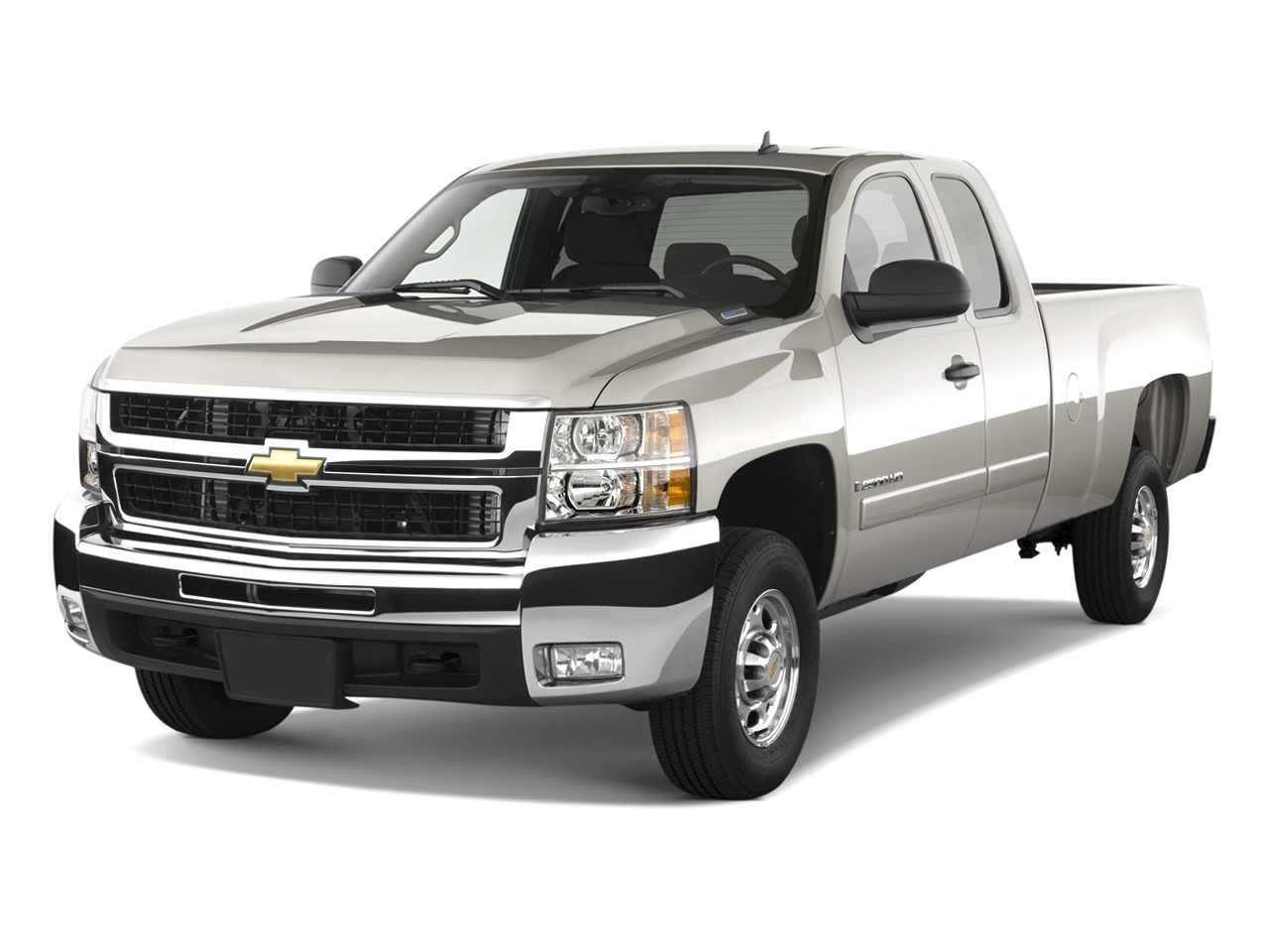 2010 Chevrolet Silverado 2500HD (Chevy) Review, Ratings, Specs, Prices, and Photos - The Car ...