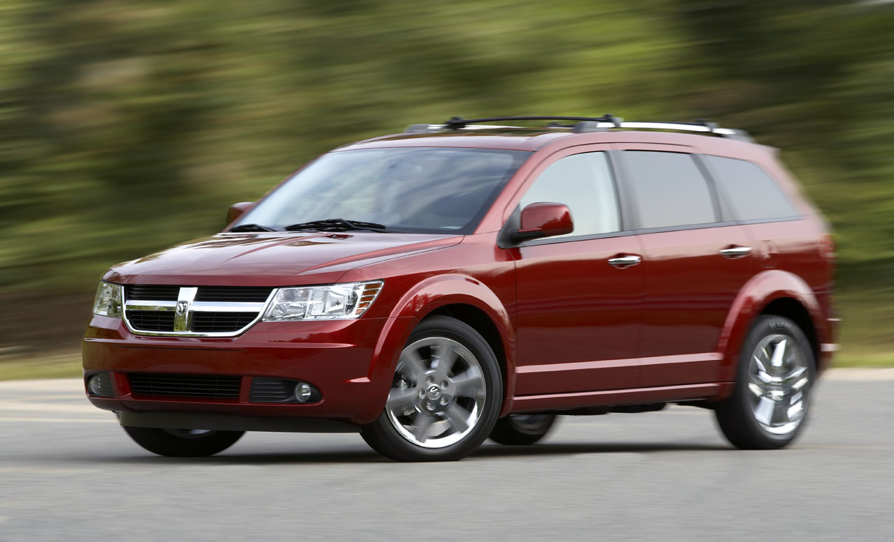 2010 dodge journey review ratings specs prices and photos the car connection. Black Bedroom Furniture Sets. Home Design Ideas