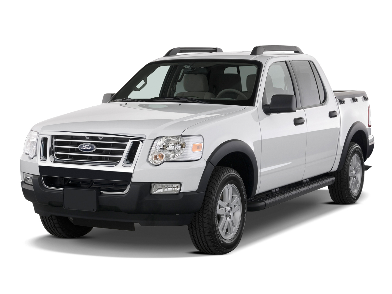 2010 ford explorer sport trac review ratings specs prices and photos the car connection. Black Bedroom Furniture Sets. Home Design Ideas