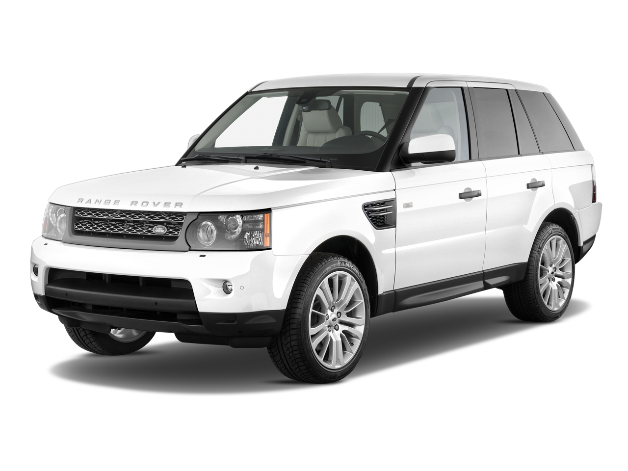 2010 Range Rover Sport All New Technology