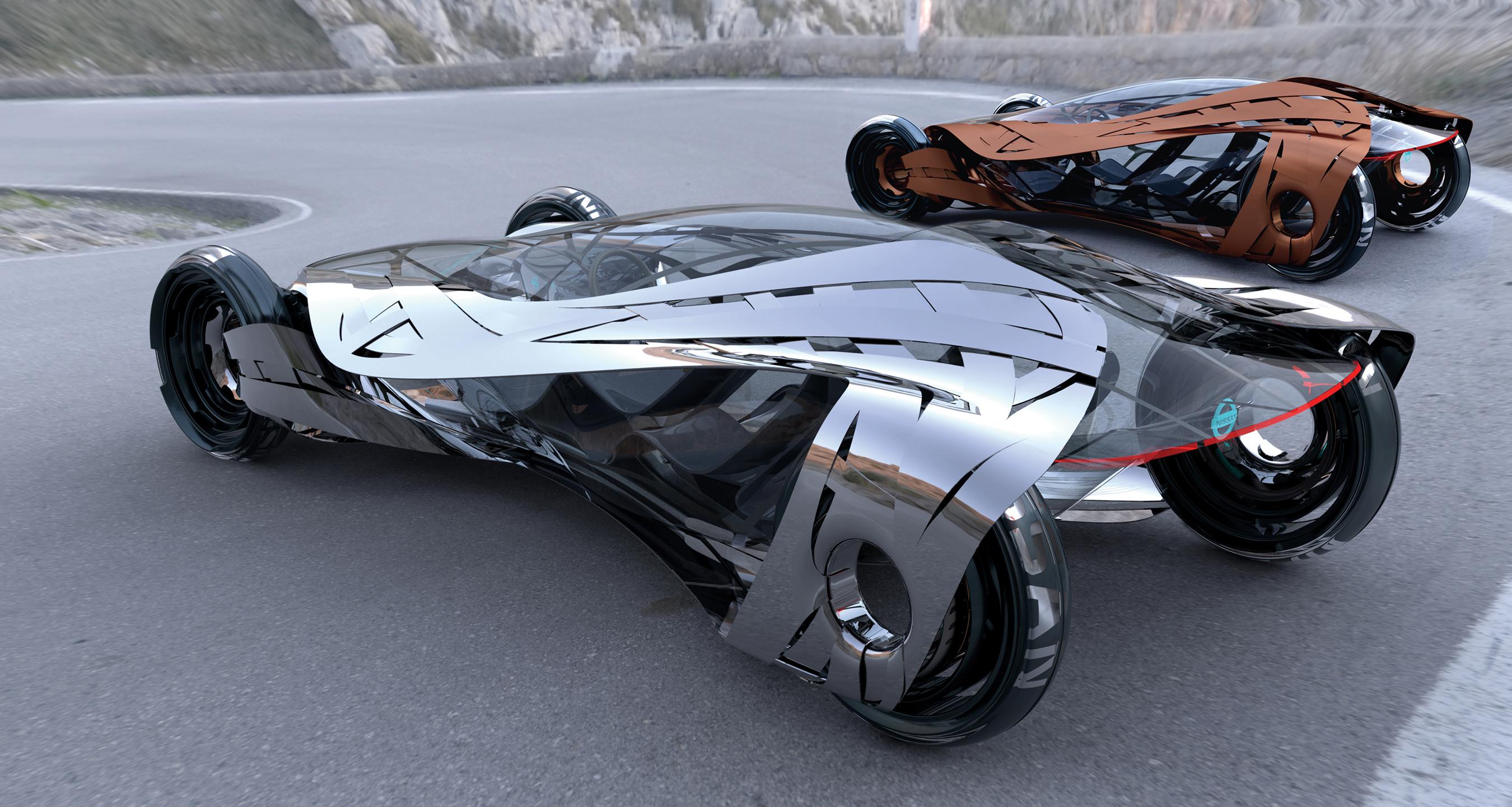 Los angeles auto show design challenge aims for 1 000 pound car - Car design show ...