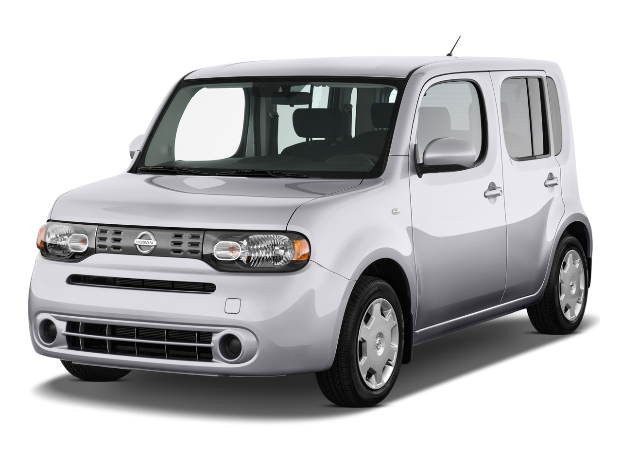 The 2010 Nissan Cube Is The Perfect Car For Really Tall
