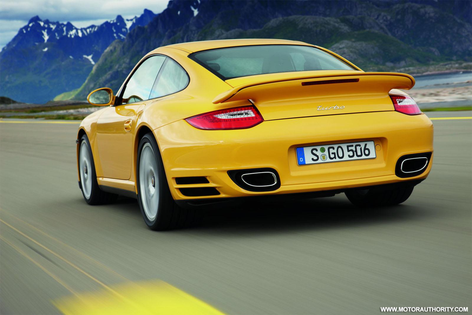 2010 porsche 911 turbo shaves 10 seconds off nurburgring lap time. Black Bedroom Furniture Sets. Home Design Ideas