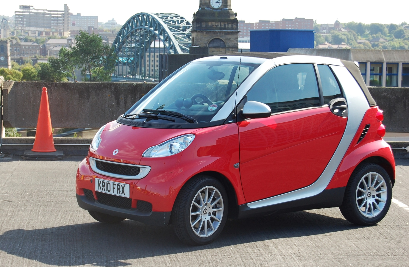 Smart Car Mpg: Smart ForTwo Diesel Drive Report: Does U.S. Get The Wrong