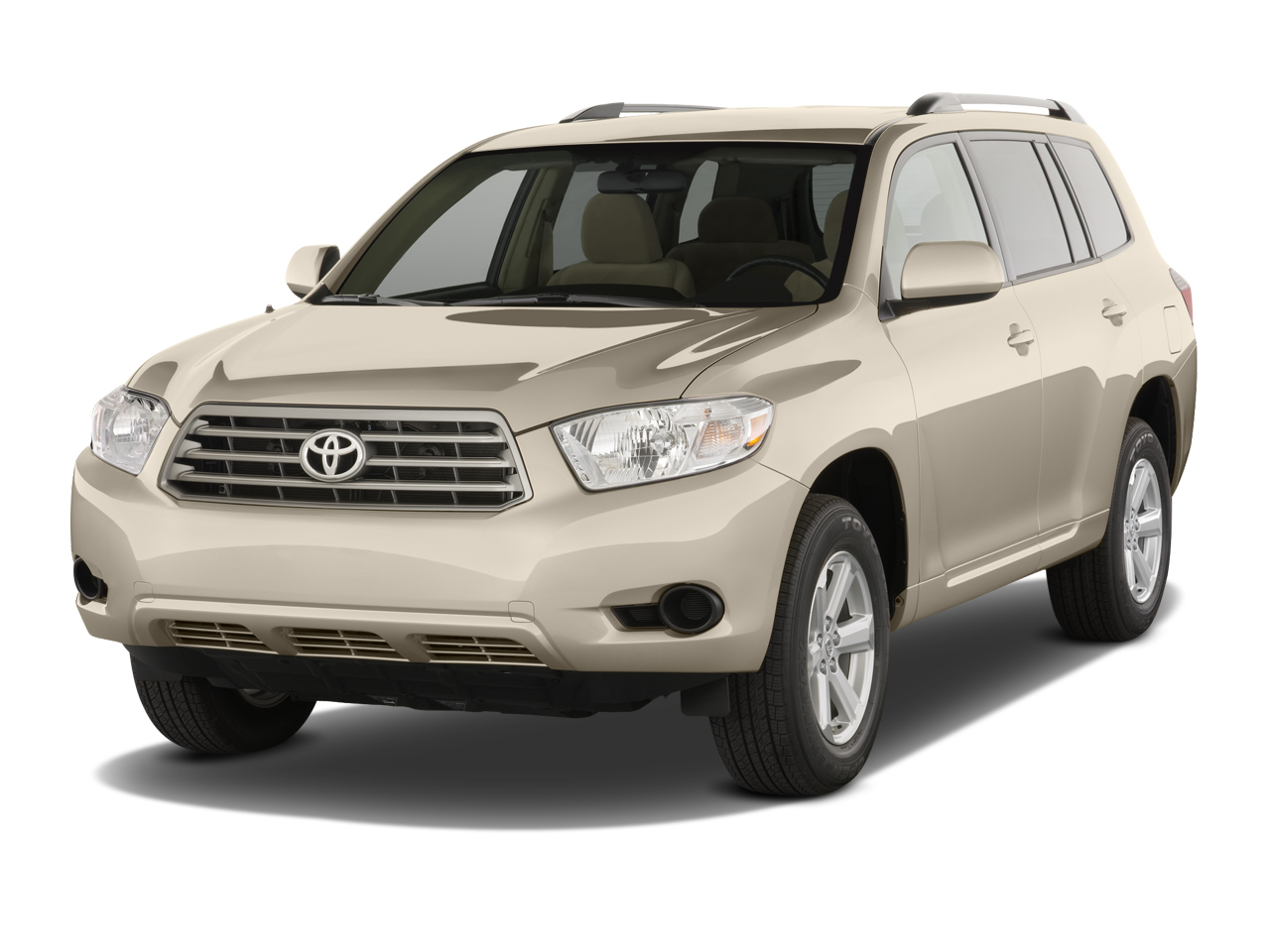 2010 toyota highlander review ratings specs prices and photos the car connection. Black Bedroom Furniture Sets. Home Design Ideas