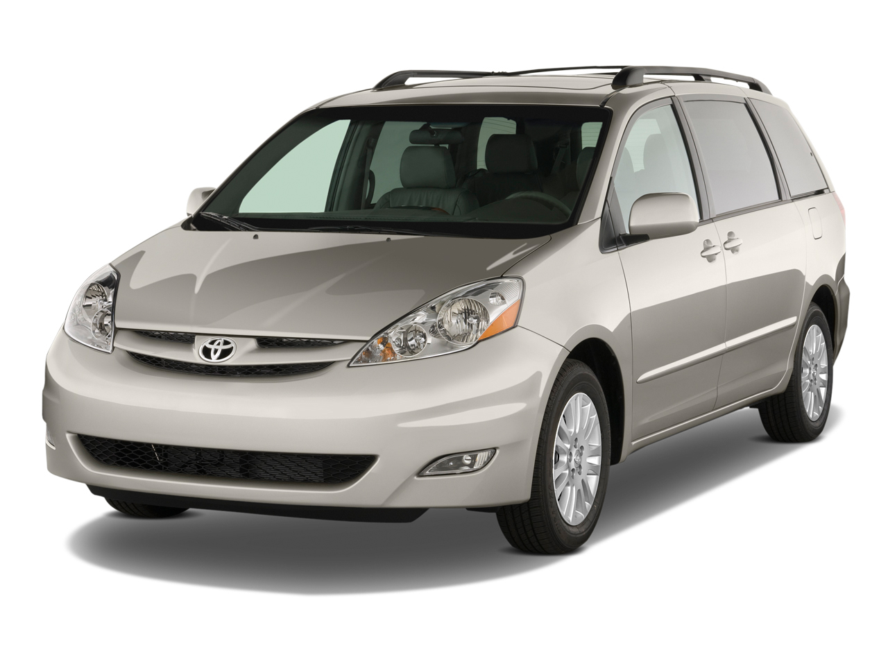 2010 toyota sienna review ratings specs prices and photos the car connection. Black Bedroom Furniture Sets. Home Design Ideas
