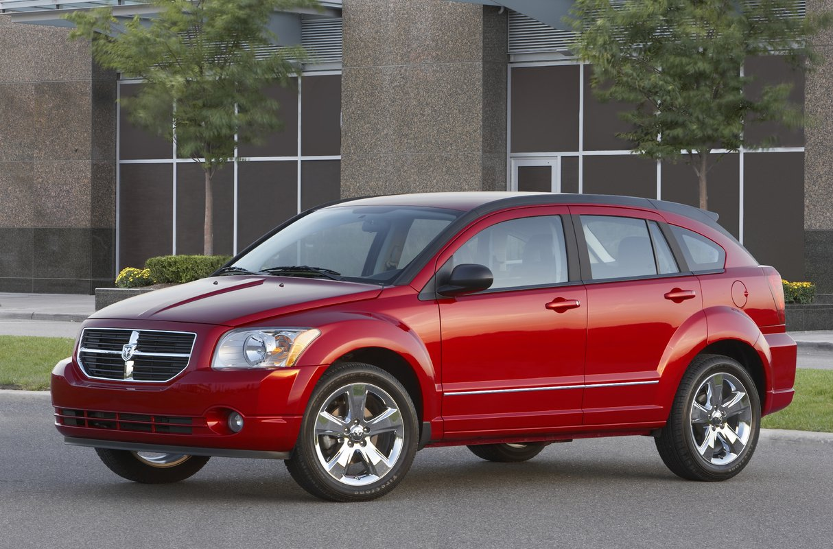 dodge caliber, photo #2