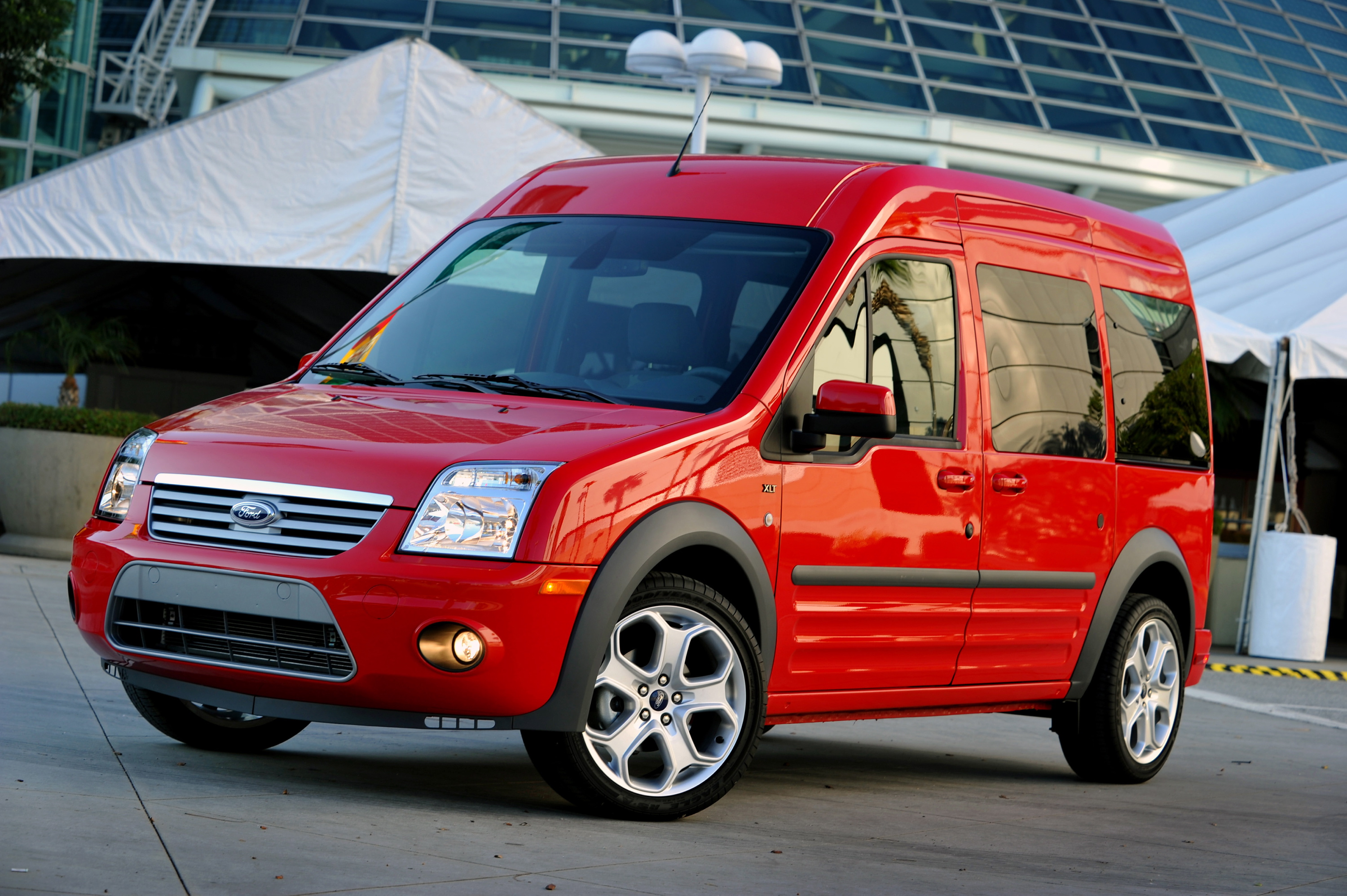 Mercedes Benz Of Boston >> 2011 Ford Transit Connect Wagon Review, Ratings, Specs, Prices, and Photos - The Car Connection