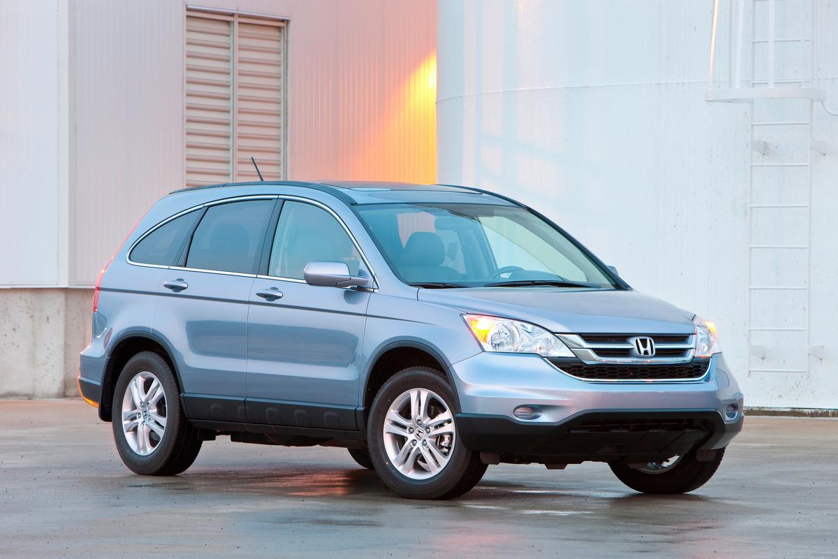 2011 honda cr v safety review and crash test ratings the car connection. Black Bedroom Furniture Sets. Home Design Ideas