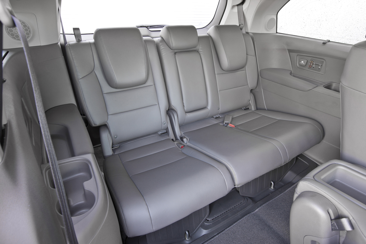 Guide: How To Get Good Gas Mileage AND Third Row Seats?