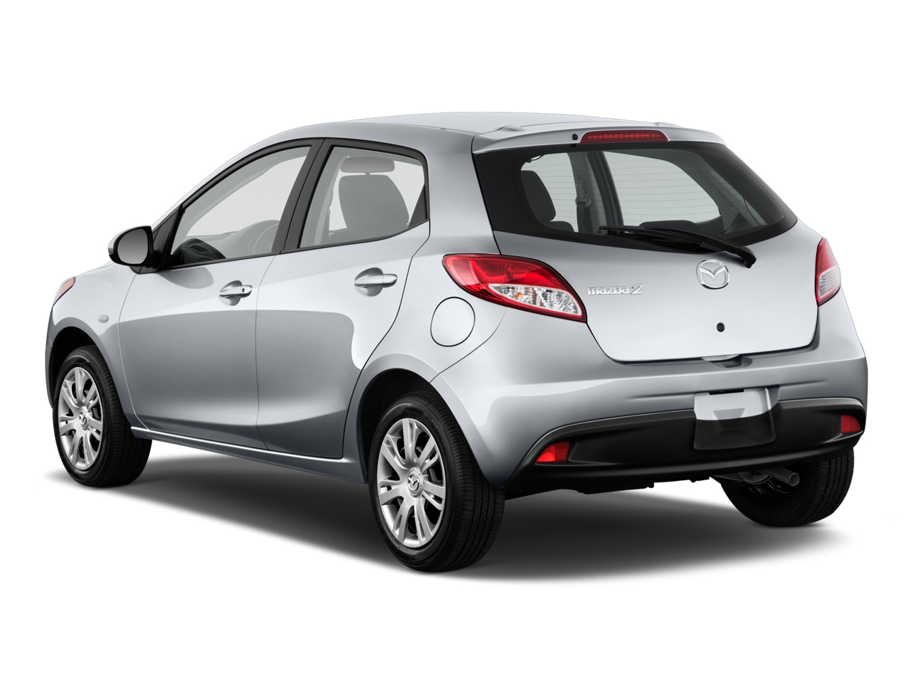 cheap cars with big value 2011 mazda mazda2. Black Bedroom Furniture Sets. Home Design Ideas