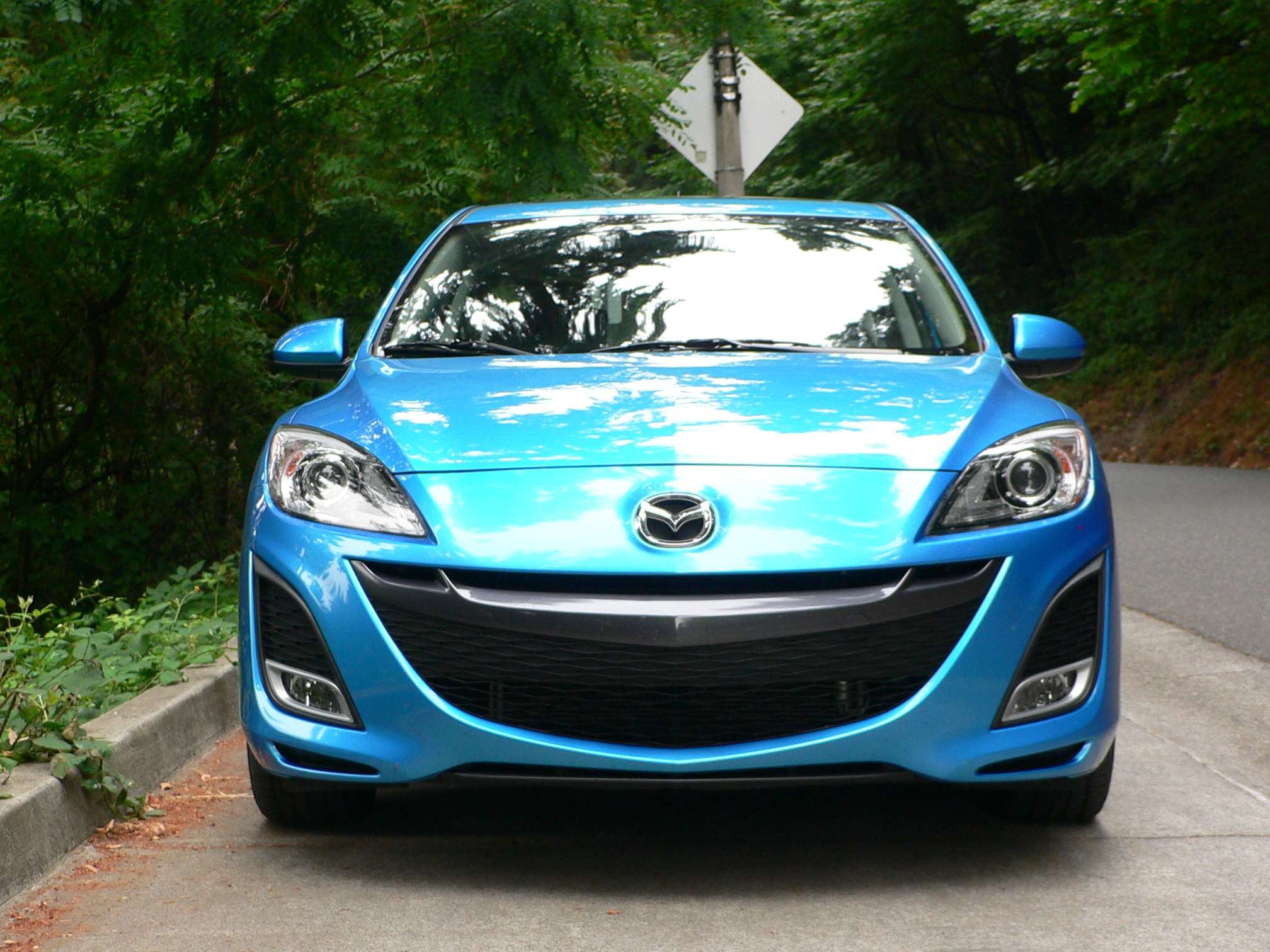 Madza Recalls 2011 Mazda2 2010 2011 Mazda3 Mazdaspeed3 For Seat Problems