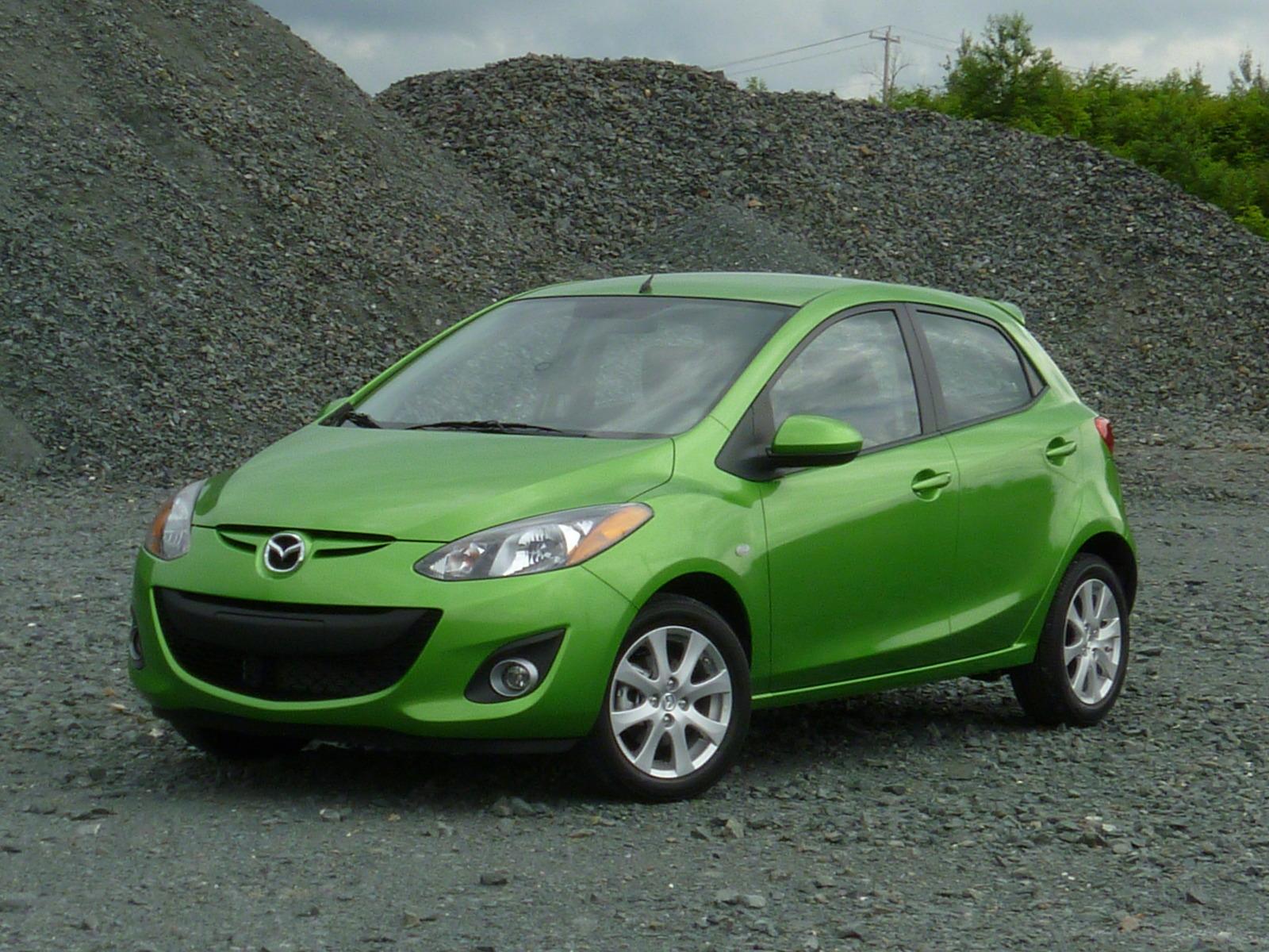 2011 mazda mazda2 reviews test drives green car reports. Black Bedroom Furniture Sets. Home Design Ideas