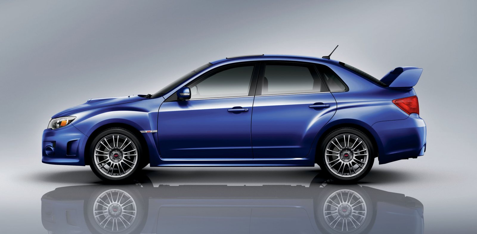 2011 subaru impreza wrx sti sedan the wing is back. Black Bedroom Furniture Sets. Home Design Ideas