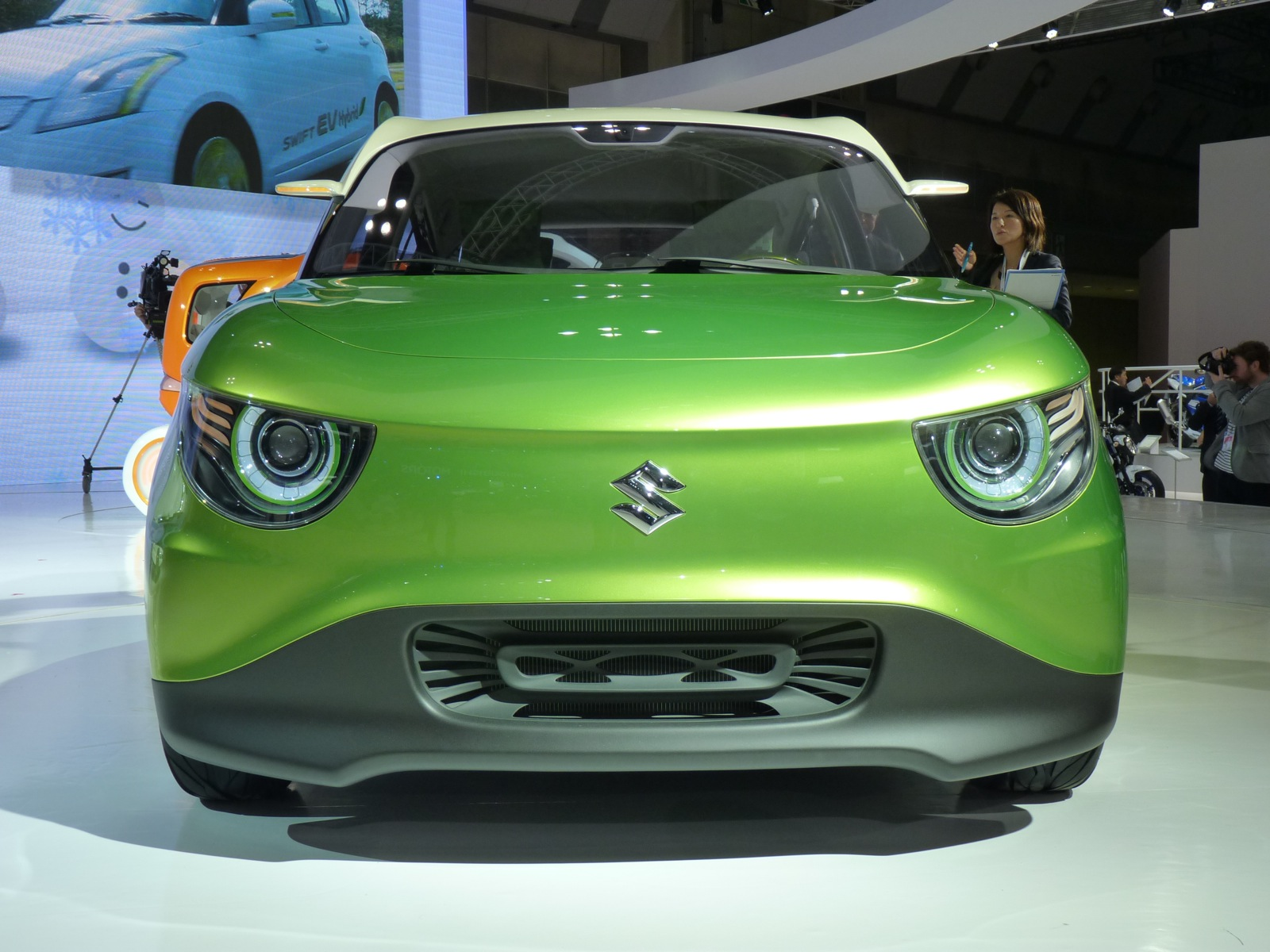 The Best Car Tech And Design At The 2011 Tokyo Motor Show