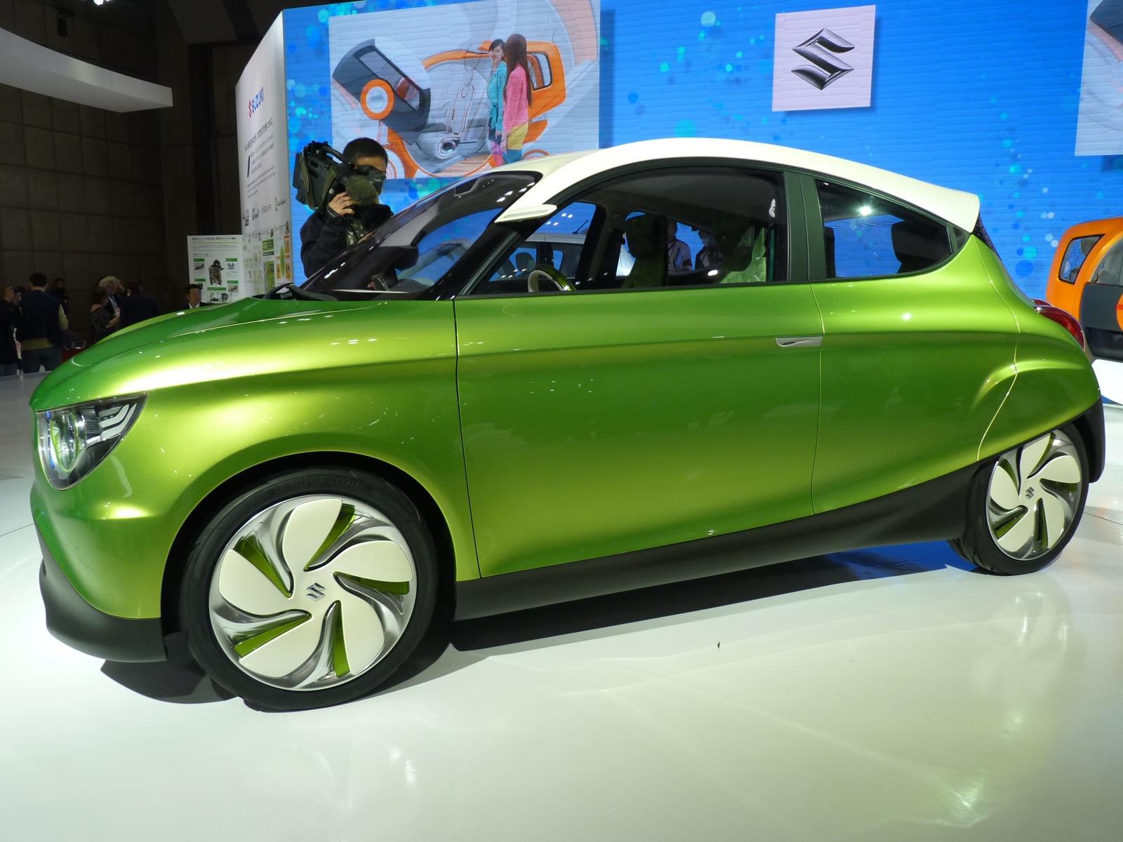 Suzuki Regina Concept 2011 Tokyo Motor Show Live Photos