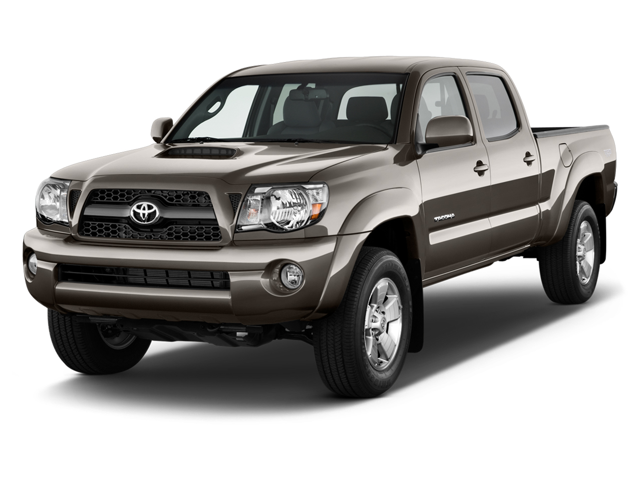 2011 toyota tacoma gas mileage the car connection. Black Bedroom Furniture Sets. Home Design Ideas
