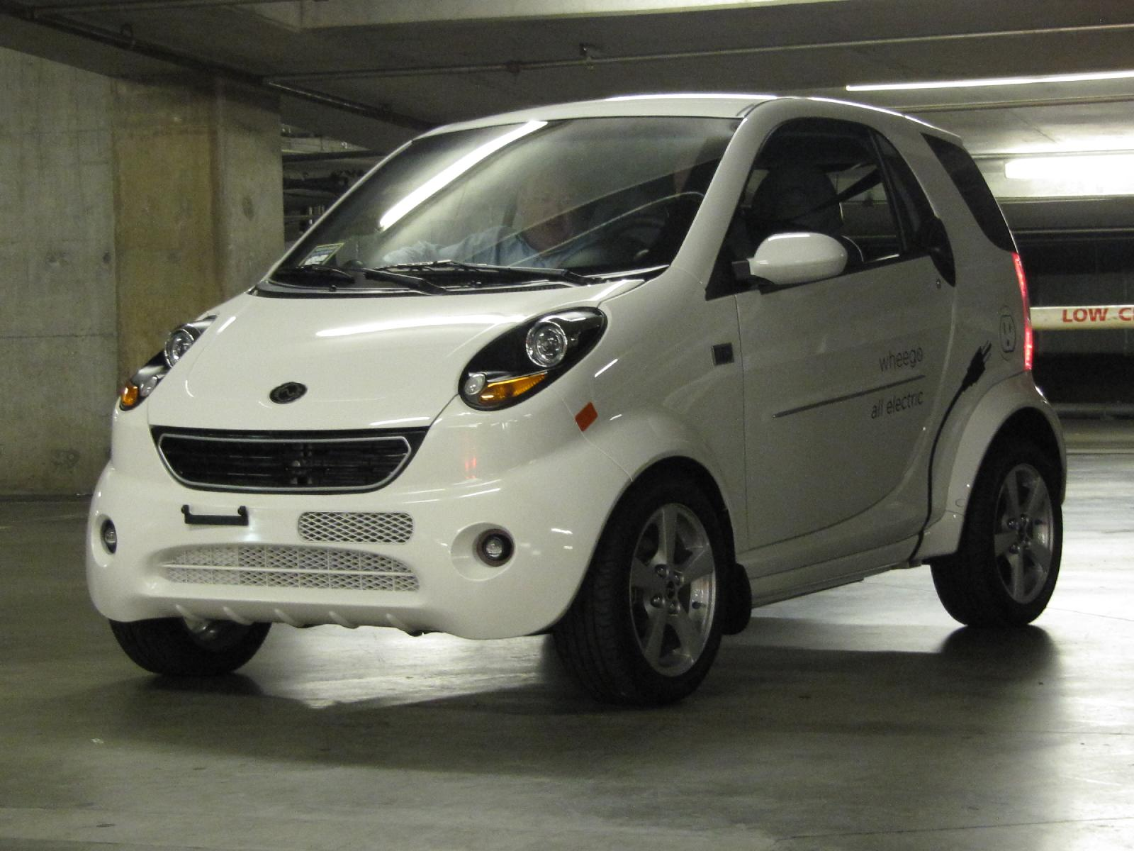 2011 Wheego Whip Life Electric Car First Drive Report