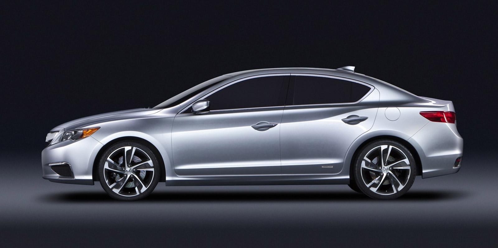 2013 Acura ILX Preview: 2012 Detroit Auto Show