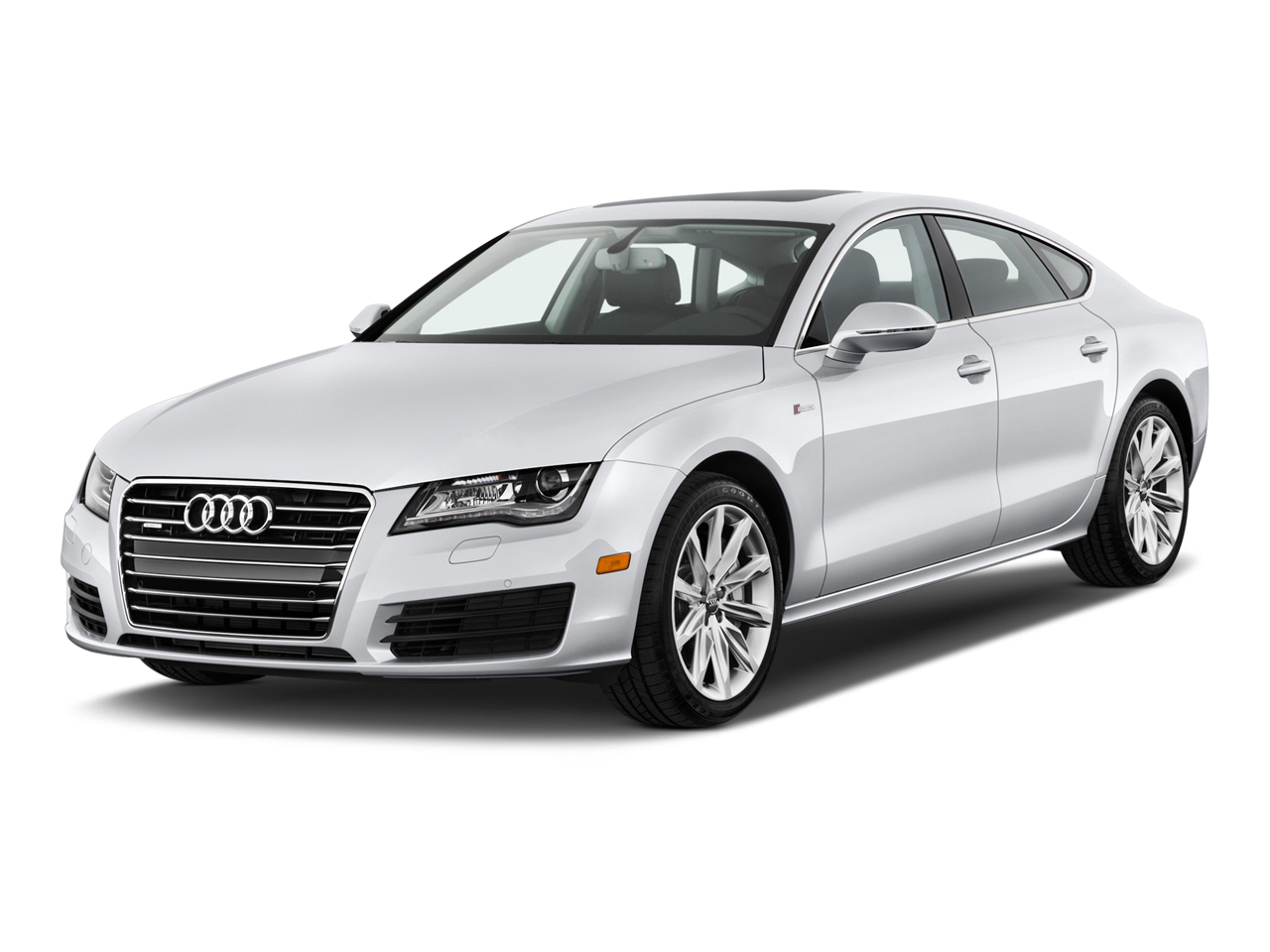 2012 audi a7 review ratings specs prices and photos the car connection. Black Bedroom Furniture Sets. Home Design Ideas