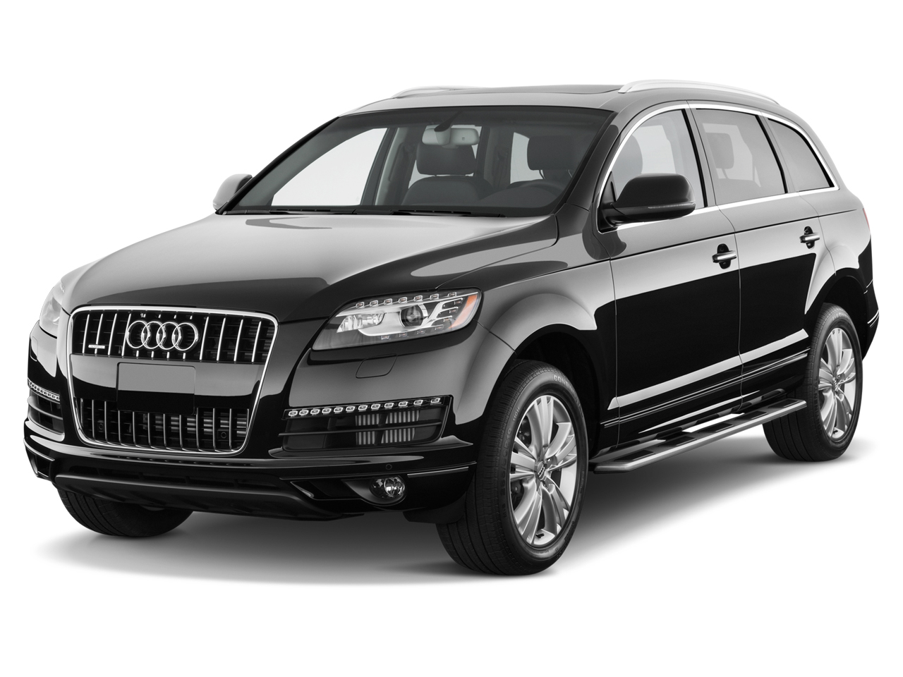 2012 audi q7 review ratings specs prices and photos the car connection. Black Bedroom Furniture Sets. Home Design Ideas