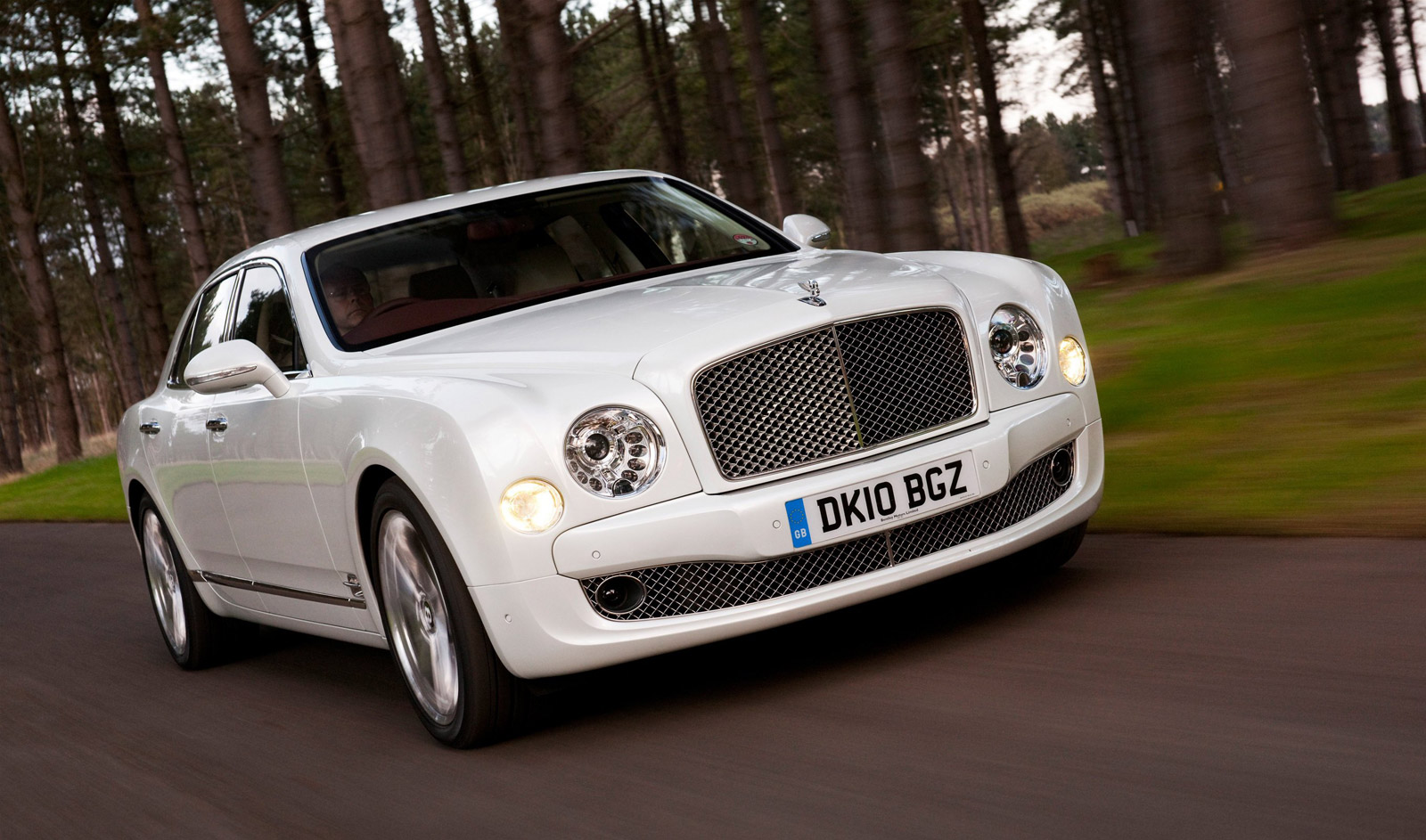 2012 Bentley Mulsanne Mega Gallery