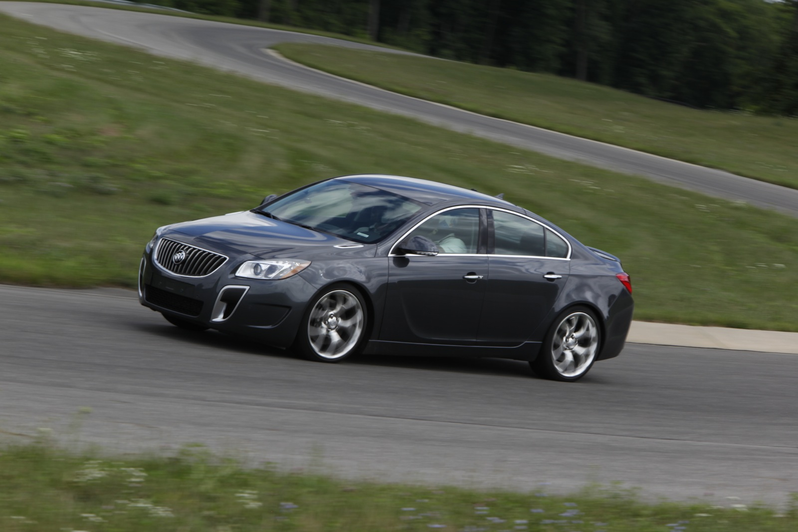 2012 buick regal gs first drive. Black Bedroom Furniture Sets. Home Design Ideas
