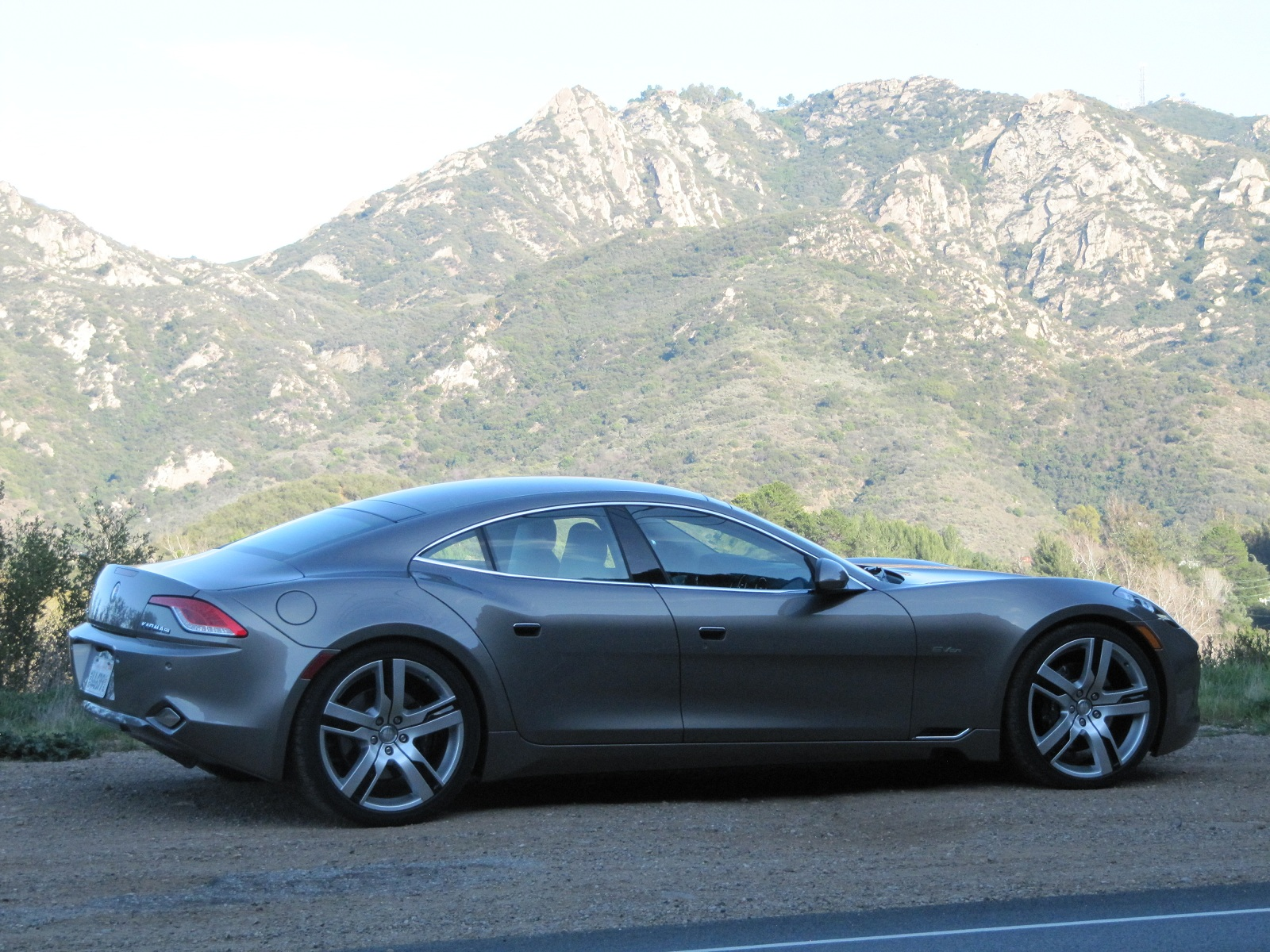 Fisker Karma No 2 Best Selling 4 Door Luxury Car In