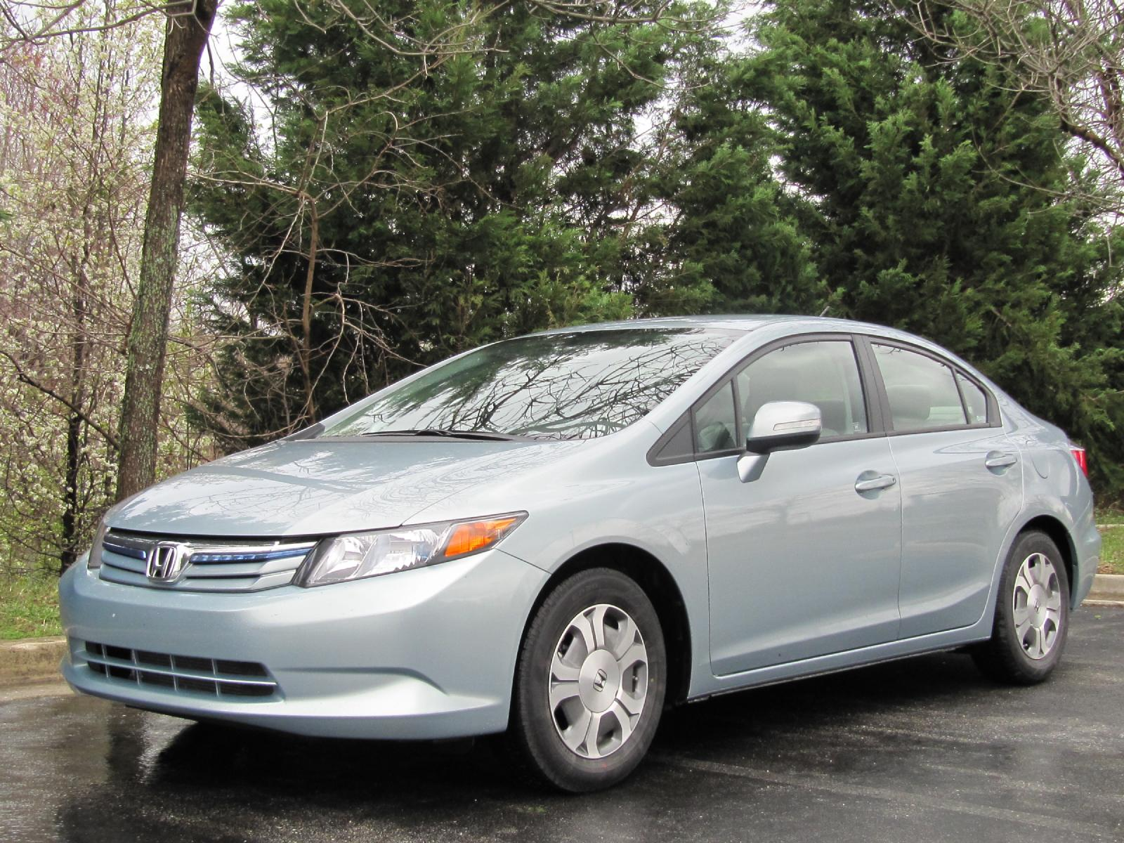 Honda civic hybrid natural gas models eliminated after 2015 for Honda hybrid vehicles