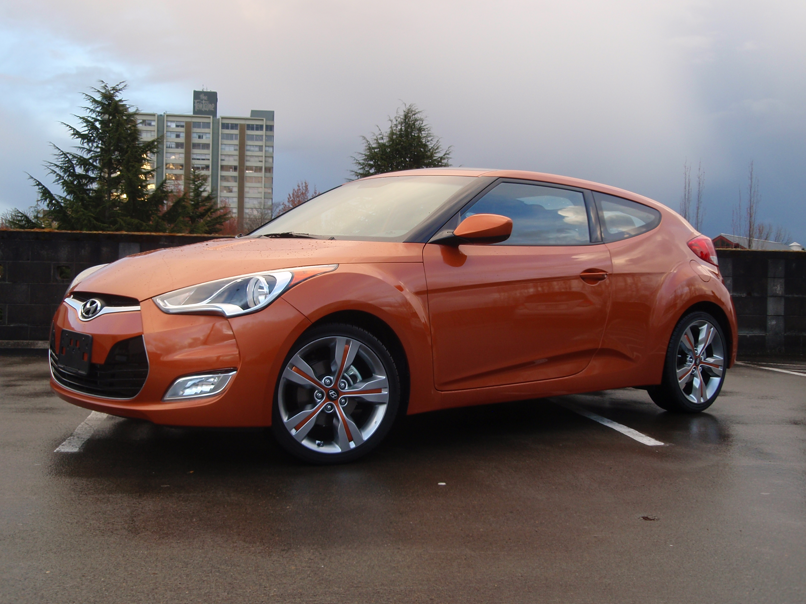 2012 Hyundai Veloster Models Recalled For Sunroof Flaw