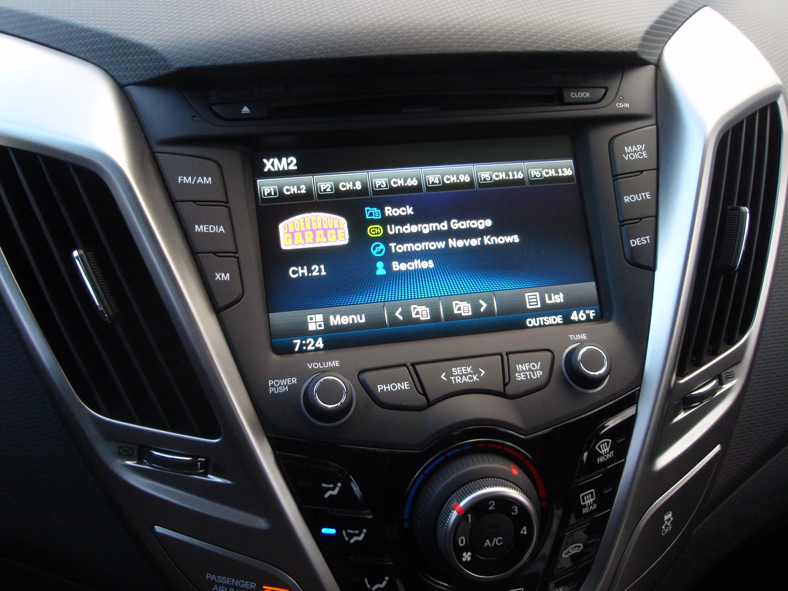2012 Hyundai Veloster Six Month Road Test Infotainment Issues