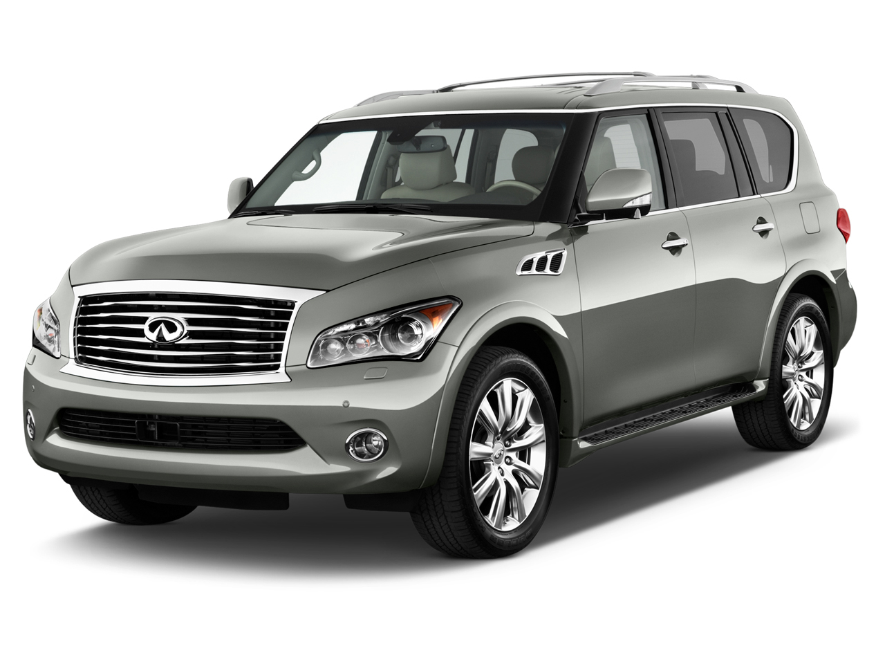 2012 Infiniti Qx56 Review Ratings Specs Prices And