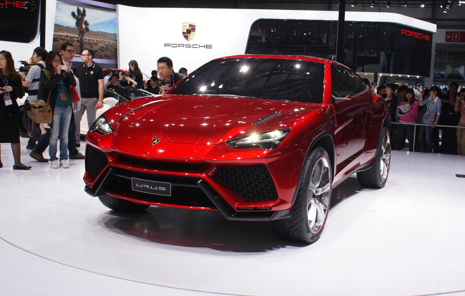 Lamborghini Urus To Debut With 650 Horsepower V 8