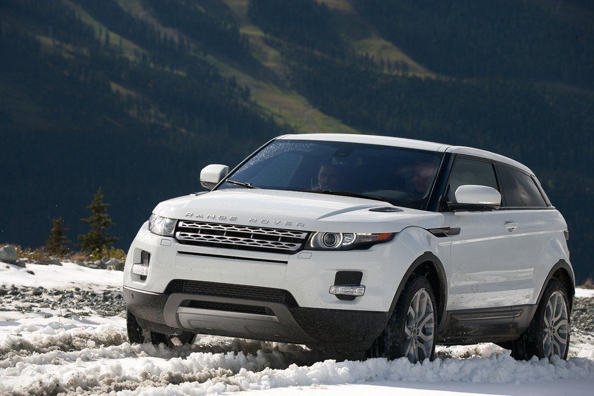 Land Rover Recalls Lr2 And Range Rover Evoque For Faulty