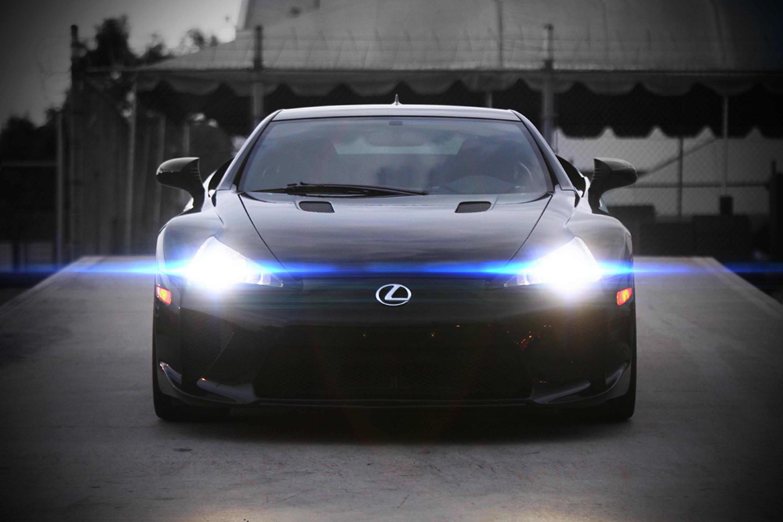 Lexus Bringing Custom IS Sedans And LFA To SEMA