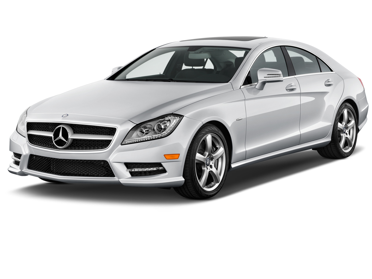 2012 mercedes benz cls550 models recalled for hood latch issue for Mercedes benz 4 door